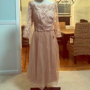 Chi Chi London Tulle Dress